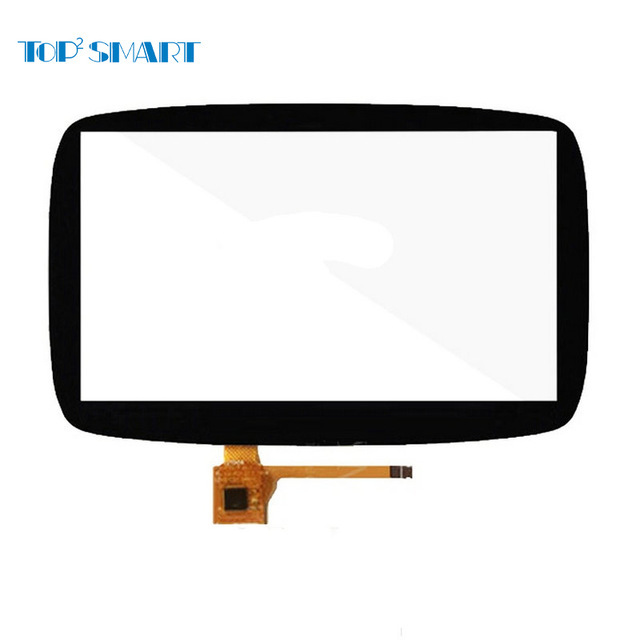 For Tomtom GO500 GO 500 GO 5000 Touch Panel Top Quality Digitizer Front Glass Lens Touch Screen Sensor Replacement Free Tools