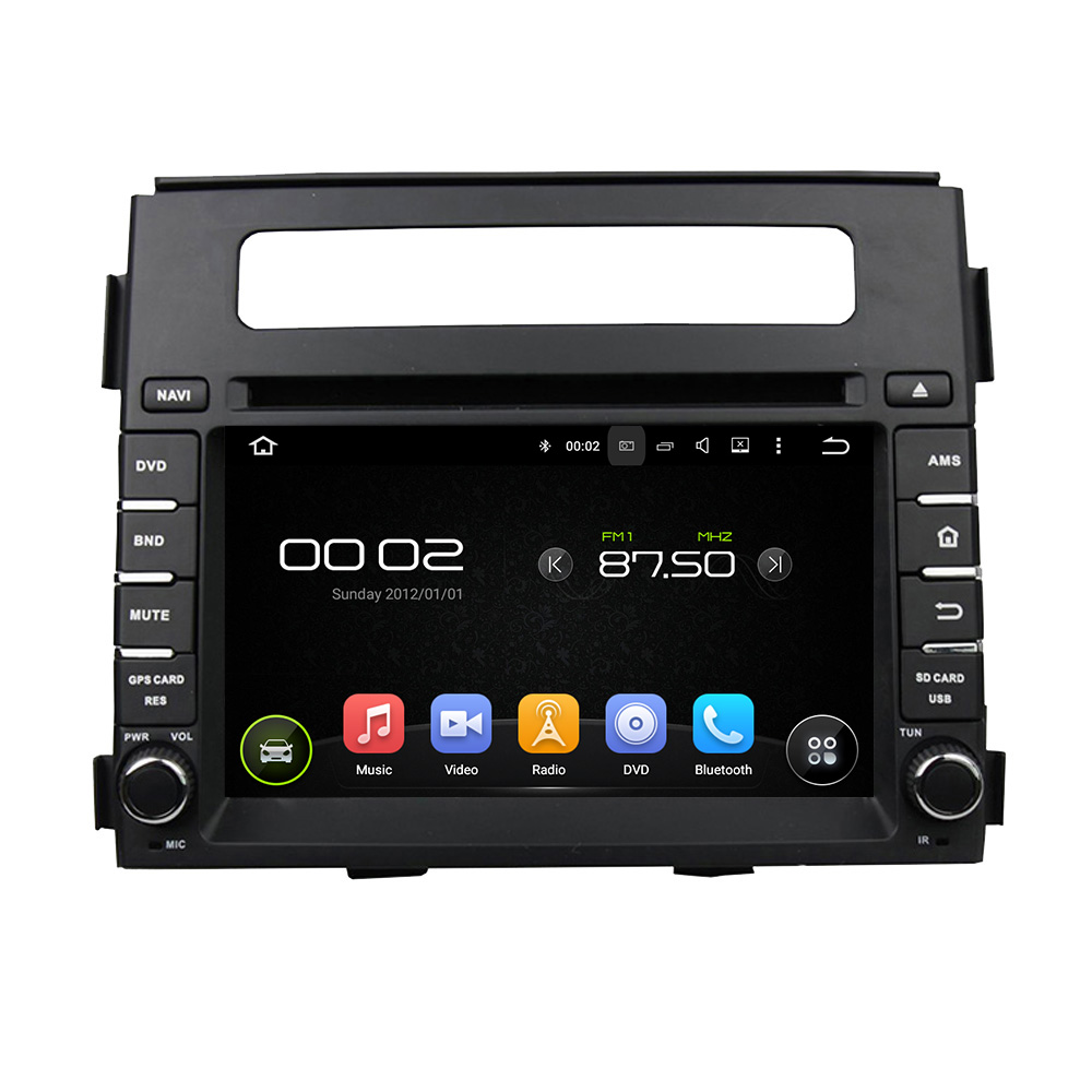 Android 8 0 octa cores 4gb RAM car dvd font b player b font for KIA