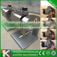 250kg / h meat slicer, meat cutting machine