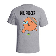 Mr Rugger Mens T-Shirt Christmas Fathers Day Gift Birthday Sporter Mans Unique Cotton Short Sleeves O-Neck free shipping