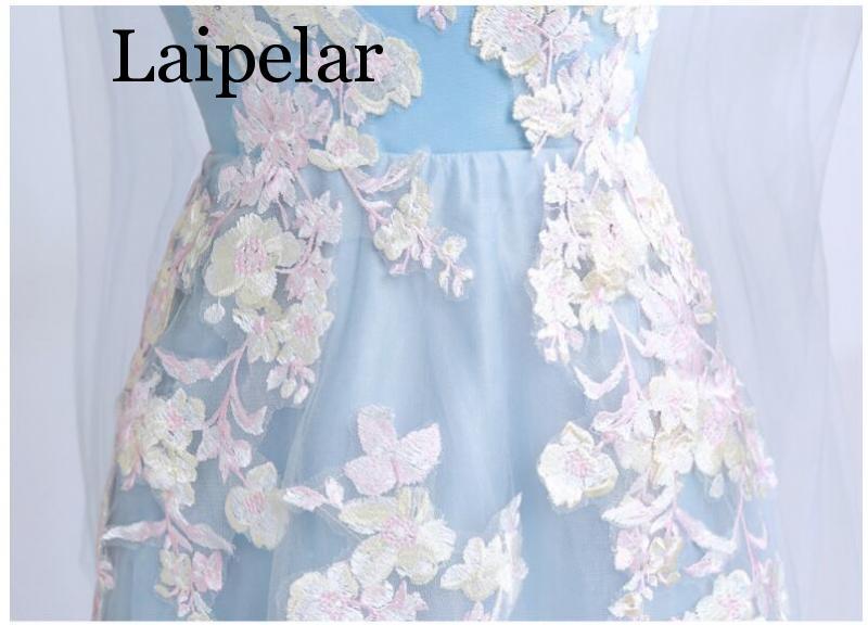 Laipelar 2019 robe à lacets longue chemise femmes élégantes automne printemps manches longues rayures Maxi robes - 4