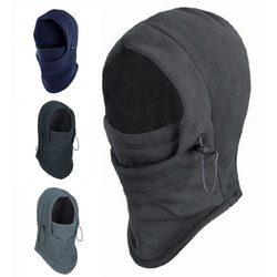 New Arrival Thermal Fleece Balaclava Hood Police Swat Ski Bike Wind Winter Stopper Face Mask snowboard solomon shoes men