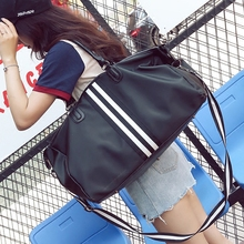 Nylon Cool Workout/Carry Bags for Ladies