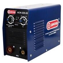 Аппарат сварочный инверторный Диолд АСИ-220-02 (Сварочный ток 20-220 А, 60% 220A, макс.диаметр электрода 5мм)