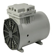 Mini vacuum pump Thomas AC oil-free vacuum pump 617CD22 220v ac 50l min 165w oil free piston vacuum pump hzw 165