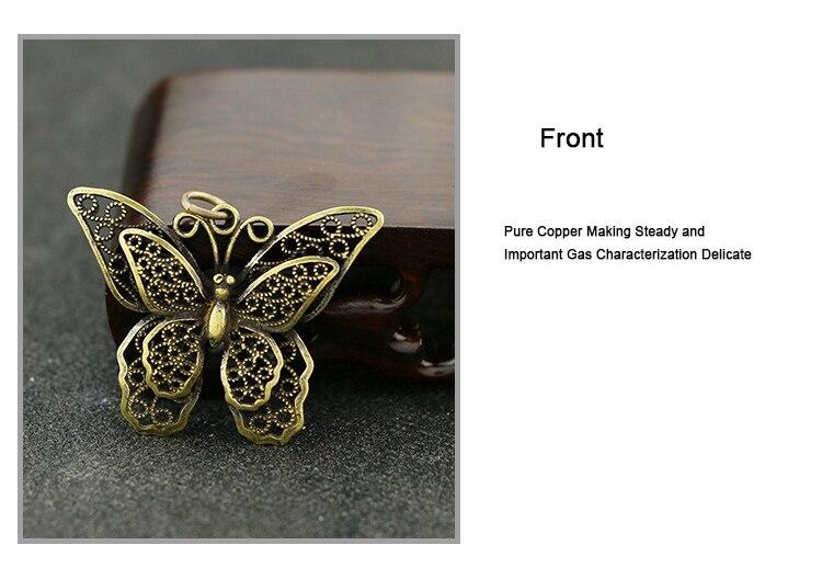 Hollow Butterfly Keychain Pendants (16)