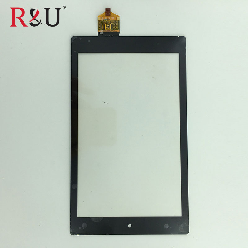 New 8 inch Touch Screen Panel Digitizer Sensor outer Glass Replacement For Amazon Kindle Fire Amazon HD 8 HD8 5th generation for dexp ixion m150 lcd touch screen digitizer outer glass high quality replacement parts black