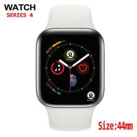 44mm Smart Watch Series 4 with Sport Heart Rate Monitor Smartwatch for Apple iOS iPhone 8 Android Phone Watch