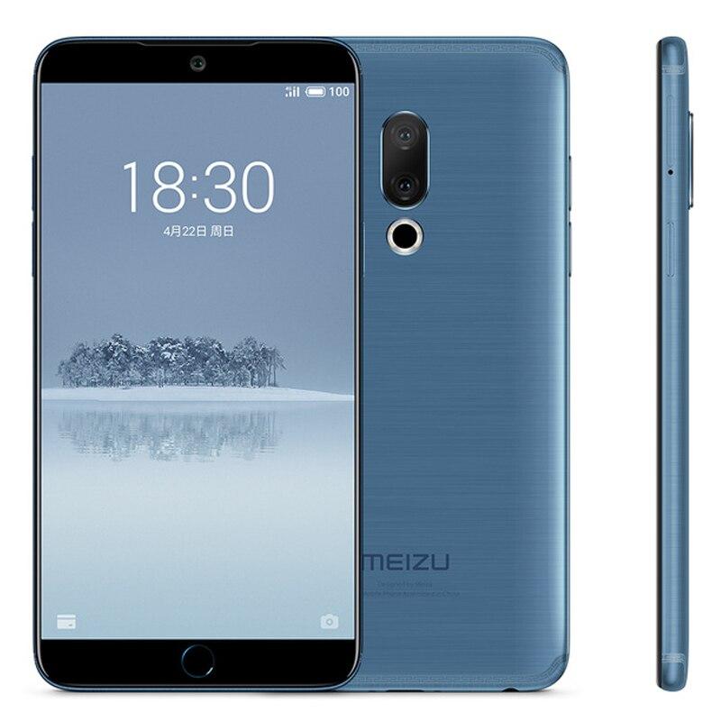 "Original Global Version Meizu 15 Plus 6GB 64GB Exynos 8895 Octa Core 5.95"" 2560x1440P Fingerprint Fast charger Smart Phone|Cellphones| - AliExpress"
