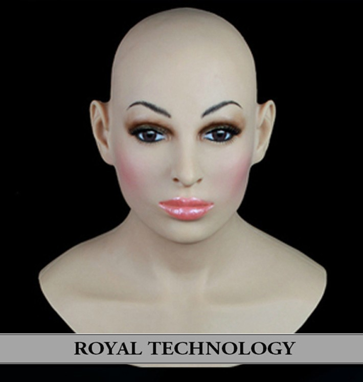 Fr 14 Top Quality Silicone Mask For Sale Full Head Mask -5985