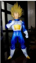 DRAGON BALL Z vegeta Super Saiyan pvc figure