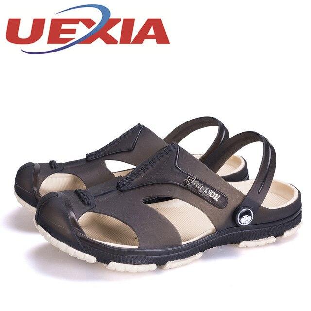 Plus Size Mens Flip Flops Sandals Casual Men Shoes Summer Fashion Beach  Flip Flop Slippers Sandalias Hembre Sapatenis Masculino e7357fe222b2a