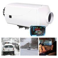 new12V 5000W QN 303 Parking Fuel Air Heater Fuel Heater Car Air Conditioning Truck Diesel Heater