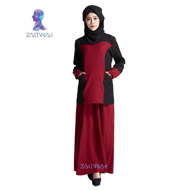 1656adb2cd Latest Abaya Designs Fashion Pocket Muslim Women Dress Clothing Plus Size Womens  Kaftans Turkish Abaya Free Shipping