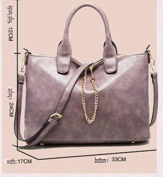 marca saco composto para mulheres mensageiro sacos