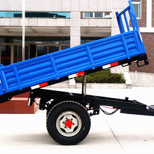 2 тонны 3 тонны 5 тонны 2 колесный прицеп и 4 колеса сельскохозяйственный прицеп трактор опрокидывающийся прицеп для продажи