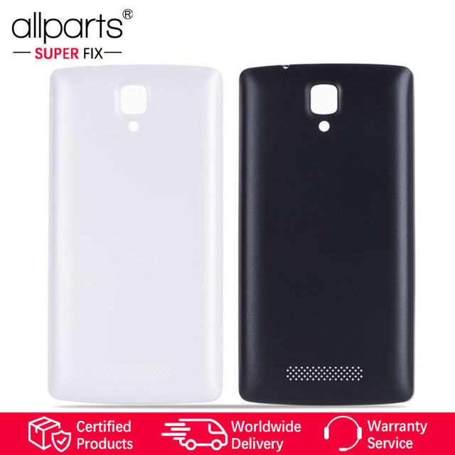 US $5 2 |Black White Original Rear Back Housing For Lenovo a1000 Back Cover  Battery Door Replacement Parts-in Mobile Phone Housings from Cellphones &