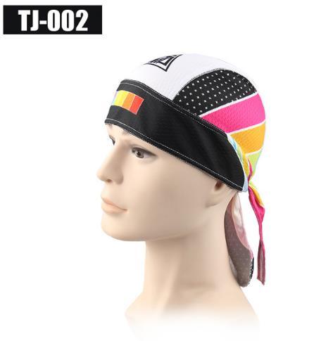 Breathable Multi Function Man Women Bike Bicycle Hat Headscarf Cycling Cap Bandana Hood MTB Headband Printing Pirate Head Scarf