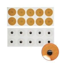 40 ピース/ロット磁気パッチ鎮痛パッチボディマッサージリラックス用品