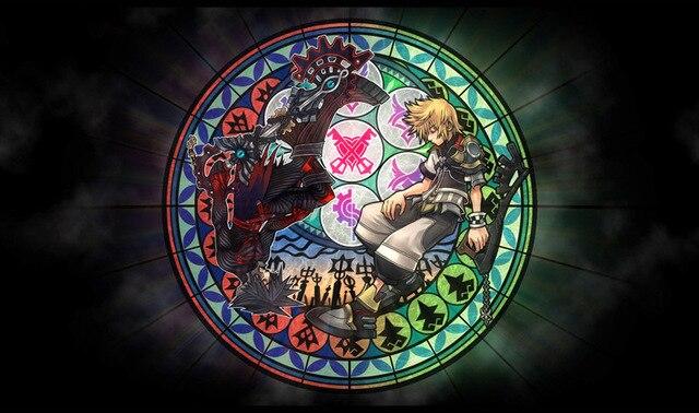 Kingdom Hearts For Yu Gi Oh Japanese Anime Mtg Cardfight Vanguard