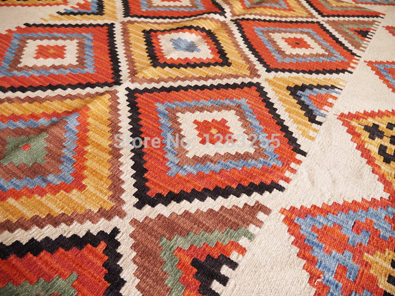 Aliexpress.com: Koop Woonkamer tapijt Marokkaanse handgemaakte ...