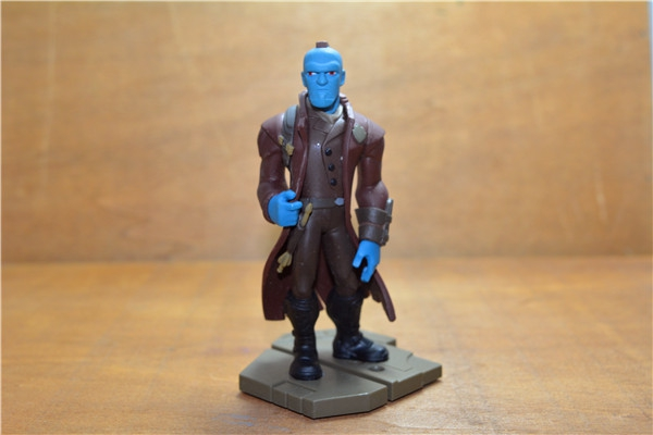 Hot Toy Garage Kit 10cm Figurine Marvel Guardians 0f The Galaxy - Yondu Udonta Loose Toy Collectible Figure Doll Model Toy Gifts