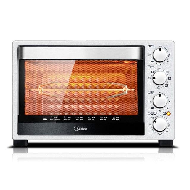 Horizontale Einzigen Elektrischen Ofen zum Aufbacken Kuchen ...