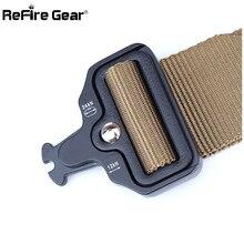 Military Style Belt For Men