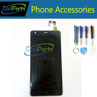1PC Lot High Quality Black White Color For UleFone Power LCD Display And Touch Screen