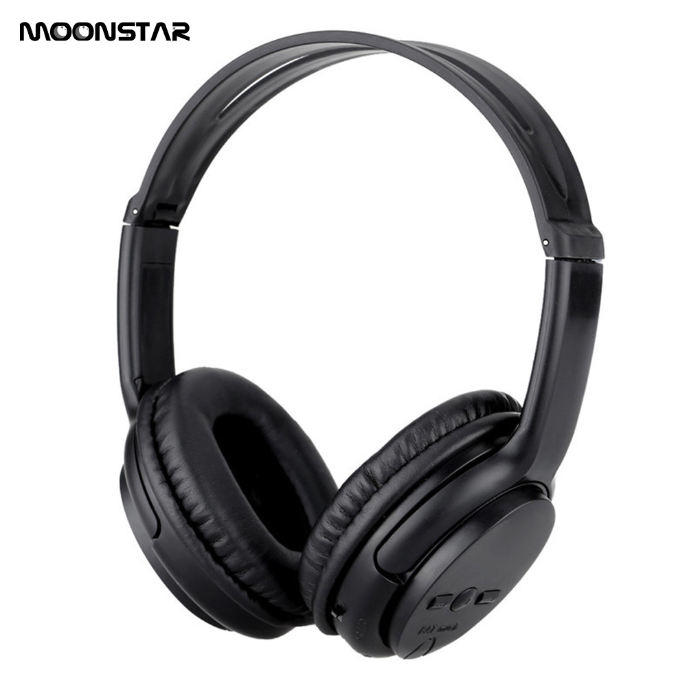 Wireless Bluetooth Headphones casque bluetooth sans fil sport  headset with Microphone Micro SD Card Slot  bluetooth headphone economic set original nia 8809s 8 gb micro sd card a set wireless headphone sport for tv with fm