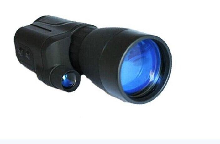 Оригинальный Yukon 24065 инфракрасное ночное видение s 5x60 NV Монокуляр 5x ночное видение сфера для охоты/наружного большого видения