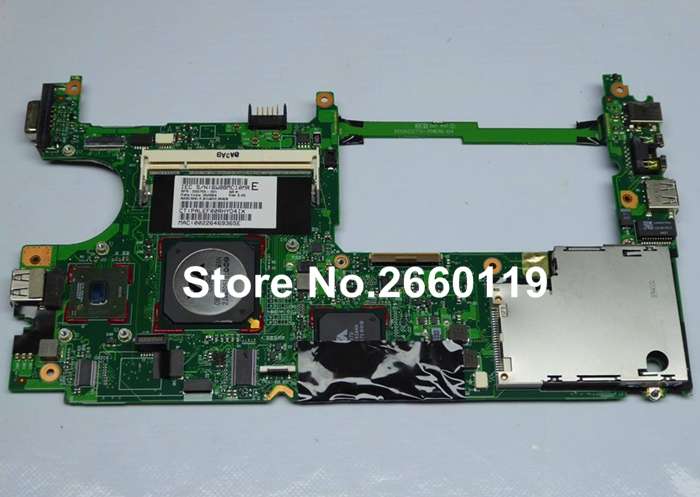 laptop motherboard for HP Mini 2133 500755-001 system mainboard, fully tested недорго, оригинальная цена