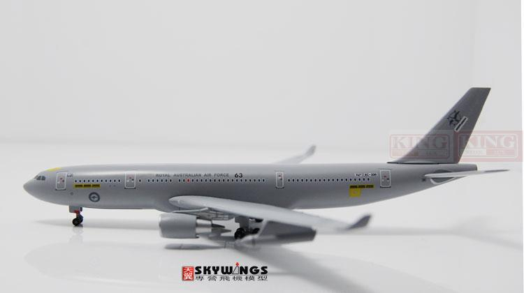 Special offer: Wings Dragon 56268 Royal Australian Air Force 1:400 A330-200 commercial jetliners plane model hobby 11010 phoenix australian aviation vh oej 1 400 b747 400 commercial jetliners plane model hobby