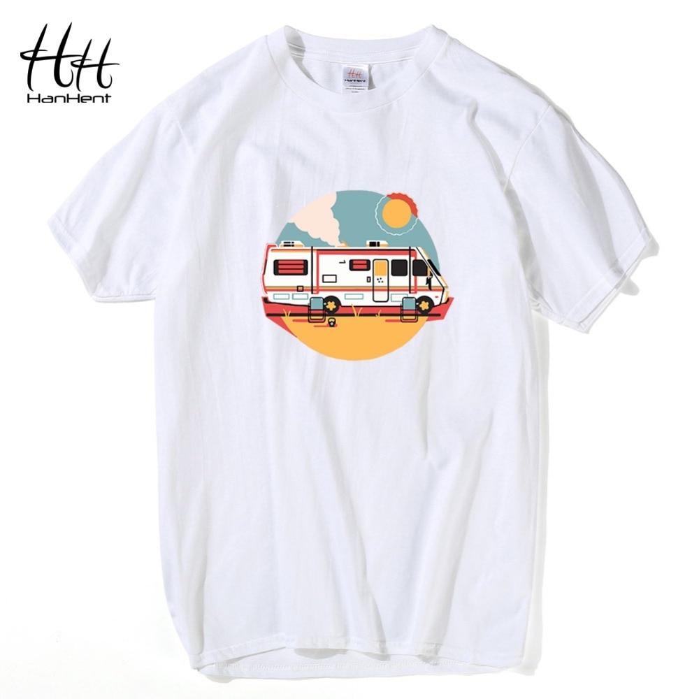 Shirt design images - Hanhent 2016 New Design Breaking Bad Cooking With Chemistry T Shirt Fashion Heisenberg Car Short