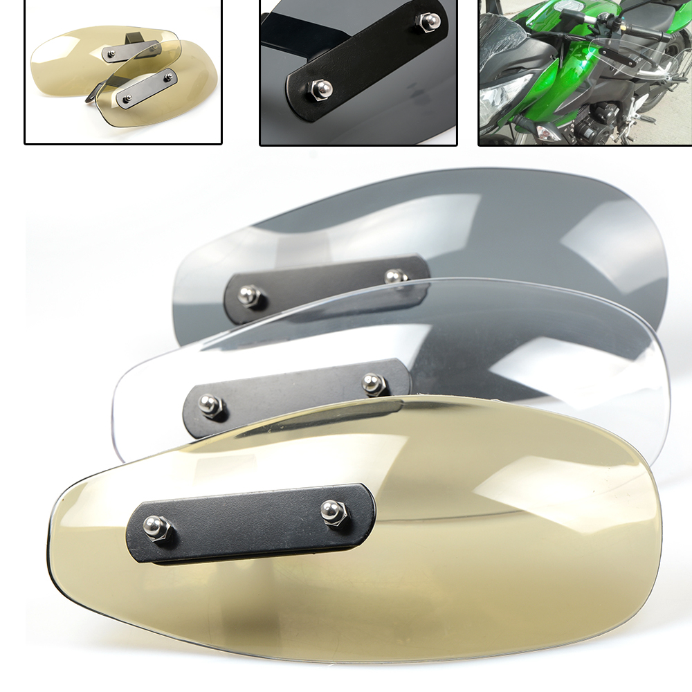 Universal Motorcycle hand guard protection motorcycle handguard hand guards motorbike motocross protection windscreen