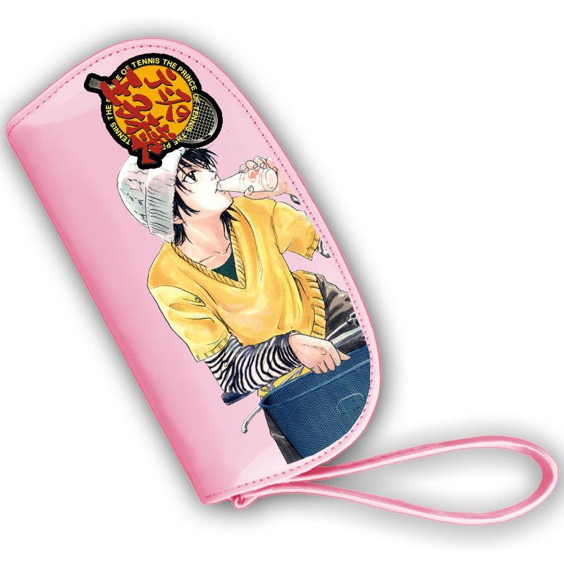 Hot Japanese Prince of Tennis Ryoma Echizen Cosplay Printing Men Long Anime Wallet Kawaii Women Long Coin Purse Gift Carteira anime fate stay night coin wallet cosplay men women bifold purse