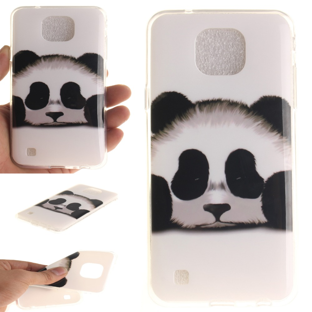 Silicone Case for coque LG X Cam Case Silicone Cover for LG X Cam Case TPU IMD K580 K580DS 5.2 inch