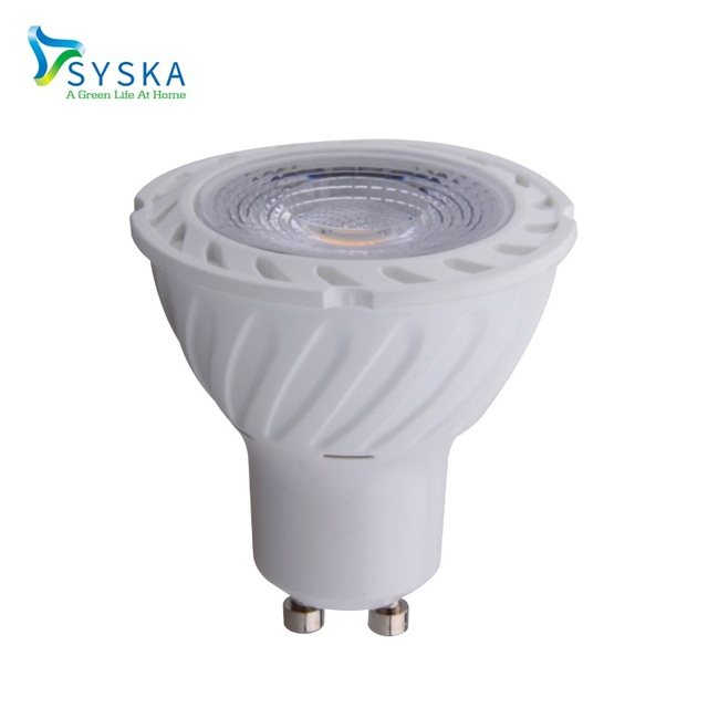 7W GU10 220V LED Spotlight GU5.3 12V COB 38 Degree Led Home Lamp ...