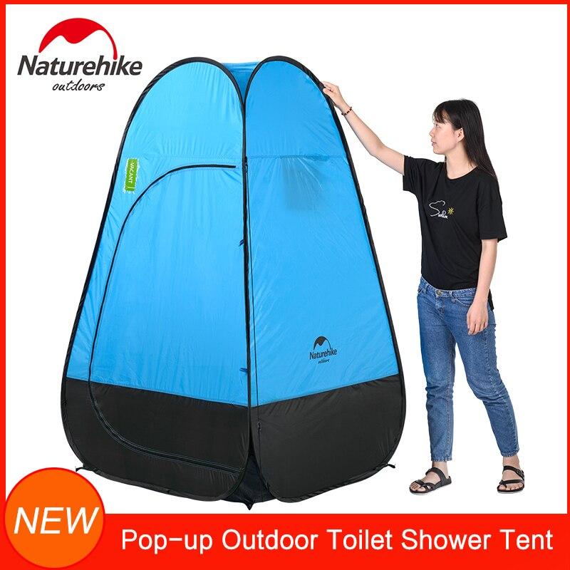 Naturehike портативный открытый всплывающие палатки конфиденциальности Кемпинг Рыбалка езда на велосипеде туалет душ пляж и раздевалка приют Э...
