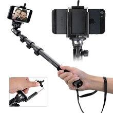 Promo offer Yunteng 188 Extendable Handheld Telescopic Monopod YT-188 For GOPRO Go pro Hero 4 3+ 2 1 xiaomi yi sjcam sj4000 GS13 + Adapter
