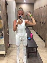 Women Running Sport Sleeveless Tank Top Vest
