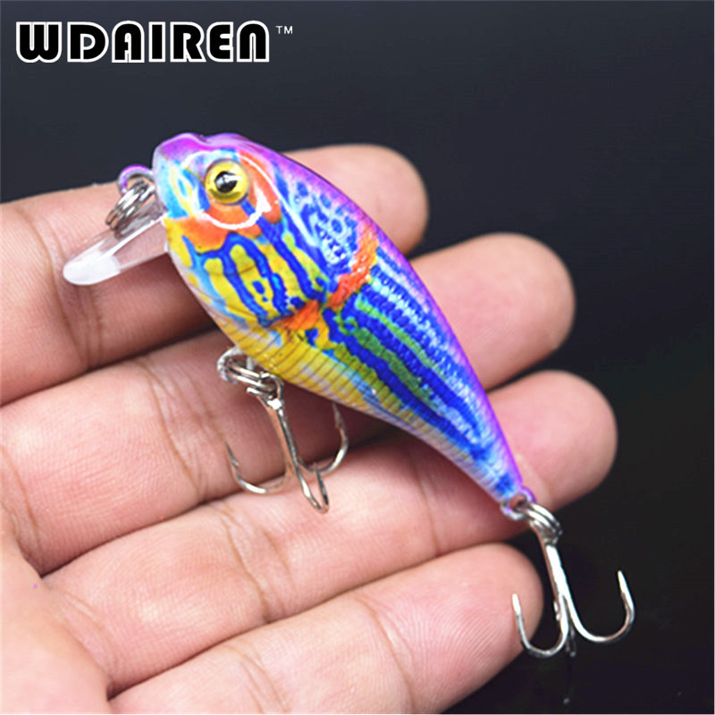 1 pcs 9G 5.5CM Bass Fishing Lures Crank Bait Crankbait Tackle Swim bait wobblers fishing japan Hard Crazy Fish Lure FA-388 tsurinoya dw18 outdoor fishing lure crank bait with 2 hook 3d eyes fishing lures crank bait crankbait tackle swim bait wobblers