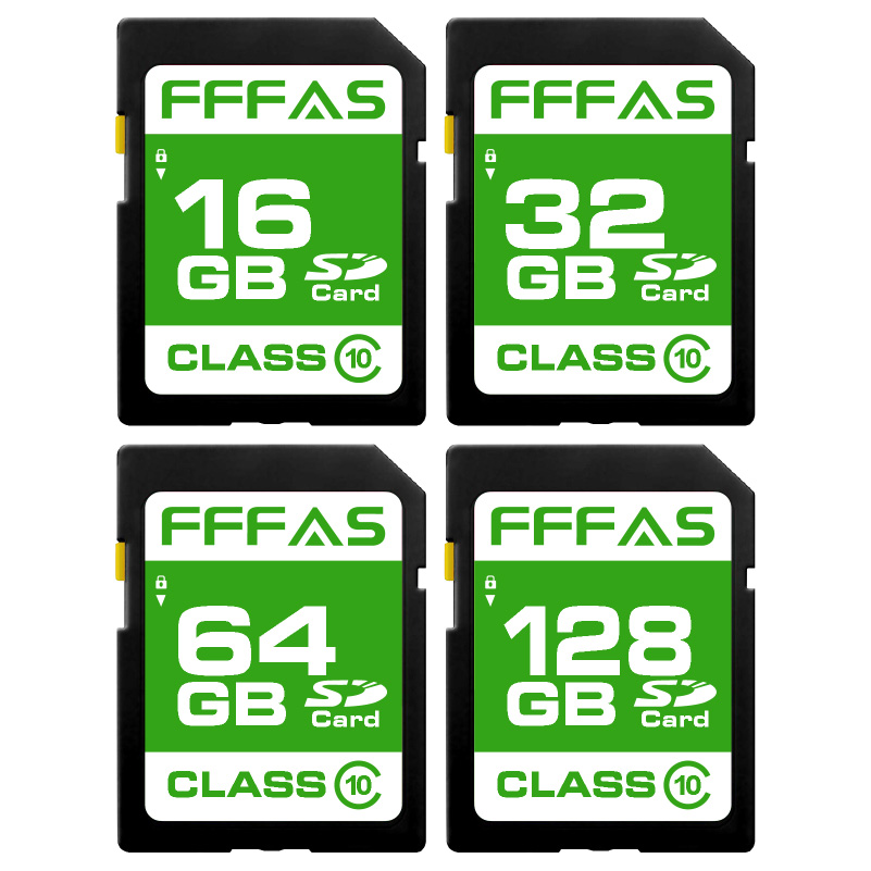 Best sales SD Memory Card 4GB 8GB/16GB/32GB/64GB/128GB 256GB Class 10 Memori SD Card forcamera/pc flash card(China)