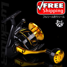 fishing spinning reel Salt water Spinning Jigging fishing Reel Spinning reel Japan Made Fishing accessory