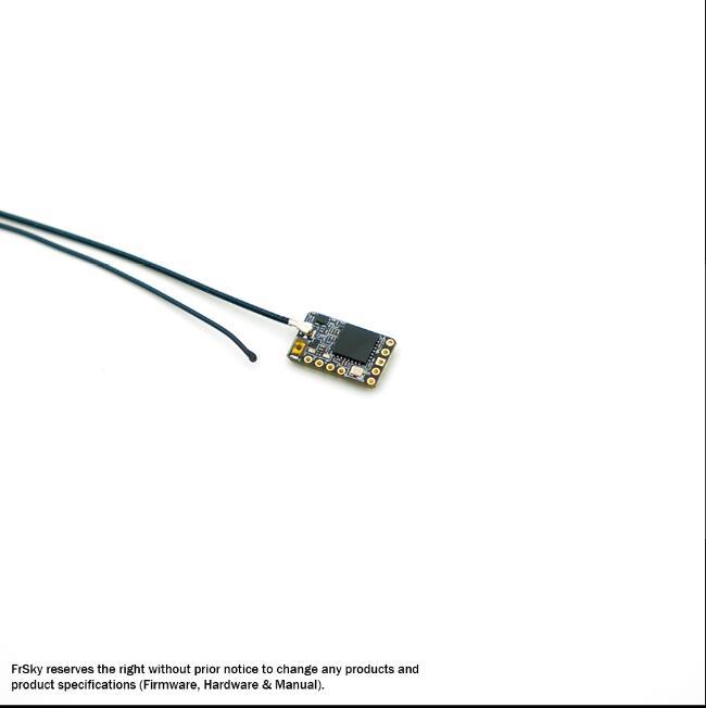 FrSky R9 Mini 900 MHz Lange Reichweite Empfänger anzug für R9M-in Teile & Zubehör aus Spielzeug und Hobbys bei title=