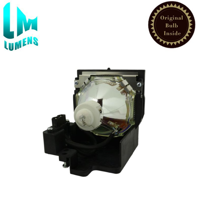 Original projector lamp POA-LMP49 bulb with housing for SANYO PLC-UF15 XF42 XF45 For EIKI LC-UXT3 LC-XT3 LC-XT9 original new jeti twinjet flora printer large format printer uv solvent base g4 printhead ricoh gen4 print head 7pl