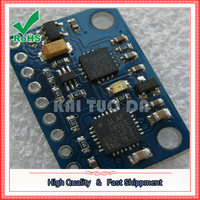 GY 82 Nine Axis Electronic Compass Gyroscope Acceleration Module LSM303DLH L3G4200D Board