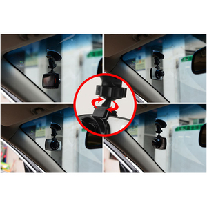 Image 5 - Auto DVR Kamera Spiegel Nachtsicht Fahren Recorder Kamera Gebaut in Mikrofon Lautsprecher Auto Recorder Spiegel Weiß Balance