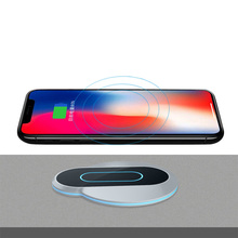 Built in Desktop Wireless Charger Embedded Qi Wireless Cell phone Table Charger Charging For Samsung Note 10 Plus Xiaomi mi9 SE