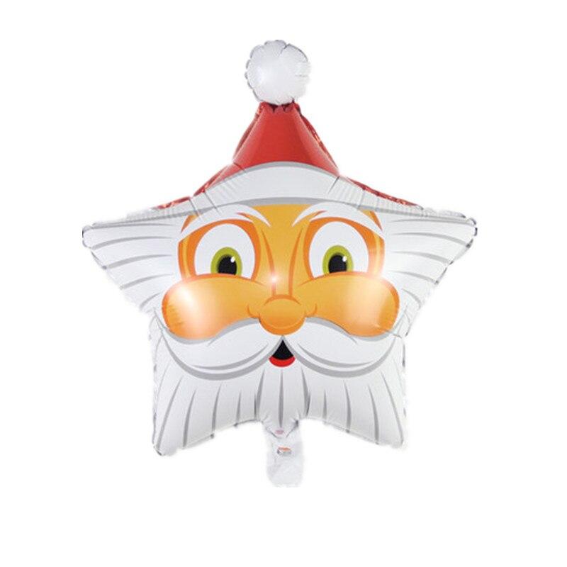 NºBingtian envío libre Navidad decoración de fiesta Santa Claus ...
